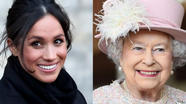 Rainha pode ter banido o prato preferido de Meghan do palácio real