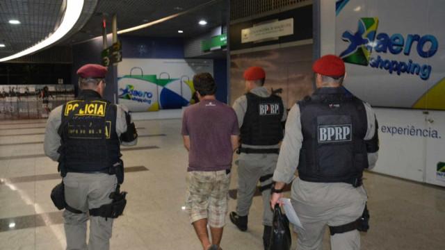 Português condenado por crimes sexuais preso no Brasil