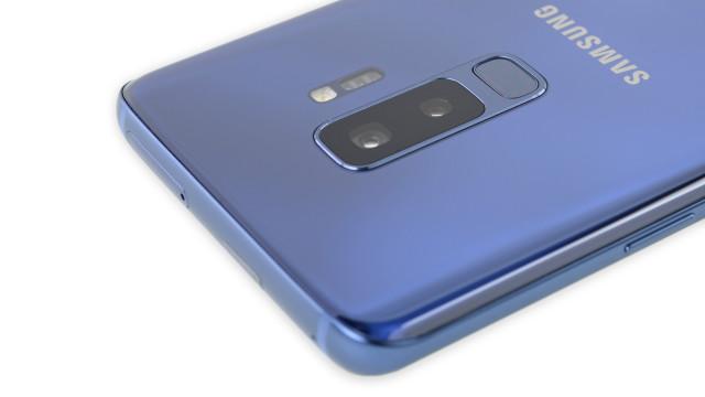 Galaxy S10 estreará novo sensor de impressões digitais