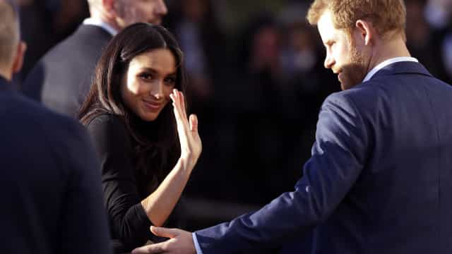 Príncipe Harry está a ensinar Meghan Markle a conduzir... em Inglaterra