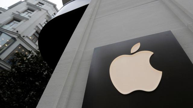 Apple é a primeira empresa dos EUA a valer mais de um bilião de dólares