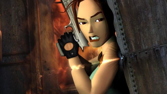 Os três primeiros 'Tomb Raider' vão receber novas versões