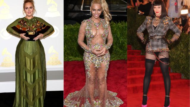 Celebridades que fizeram jus à marca criada por Hubert de Givenchy