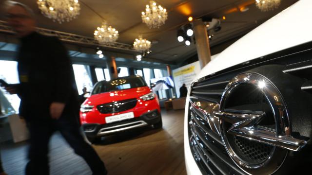 Opel investigada no âmbito do caso Dieselgate
