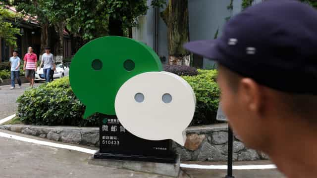 App de mensagens chinesa é a verdadeira rival do Messenger e WhatsApp