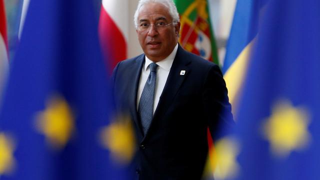 Costa demarca-se do Bloco e defende que Eurogrupo reforça a liberdade