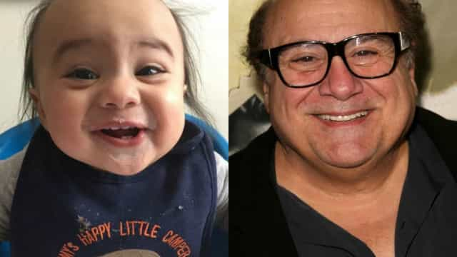 Este bebés são iguais a celebridades