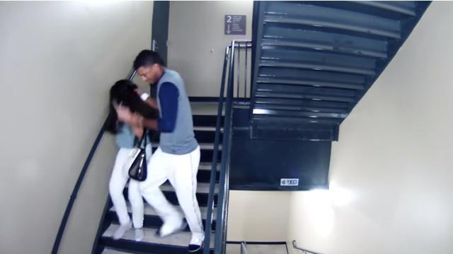 Revelado vídeo de violência doméstica que envolve jogador de basebol