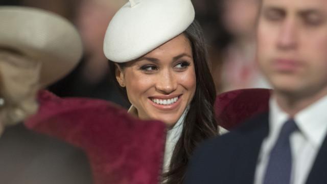 Meghan Markle homenageou a princesa Diana (e quase ninguém reparou)