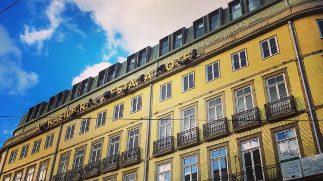 Recorda-se do café A Brasileira do Porto? Reabre como hotel a 23 de março