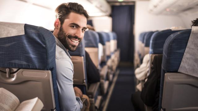 Os efeitos das viagens de avião no cérebro humano