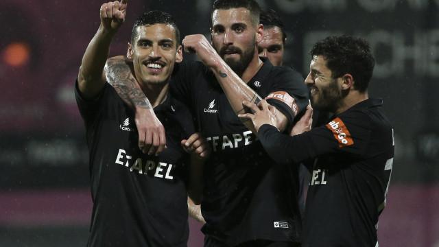Sensação da II Liga gera cobiça em Espanha e Inglaterra