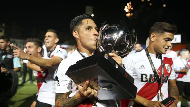 Sporting vai avançar por Enzo Pérez