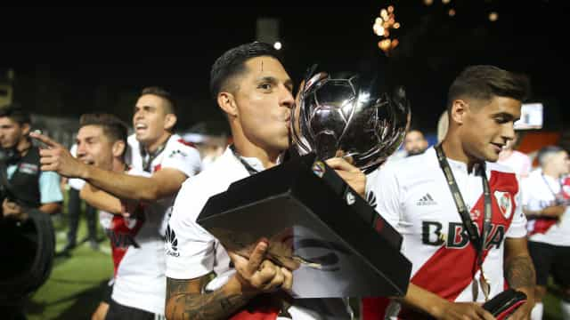 River Plate recusa primeira proposta do Sporting por Enzo Pérez