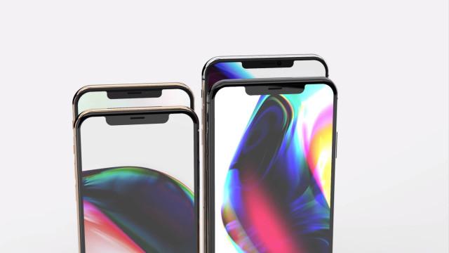 Vídeo revela os três iPhone de 2018 e confirma o inevitável
