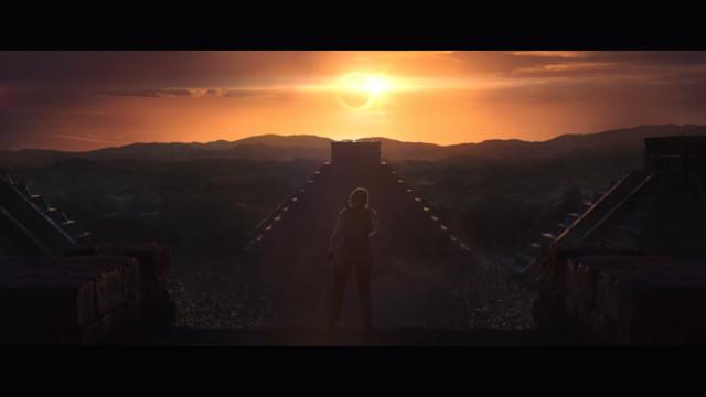 Já pode ter o primeiro vislumbre do novo 'Tomb Raider'. É prometedor