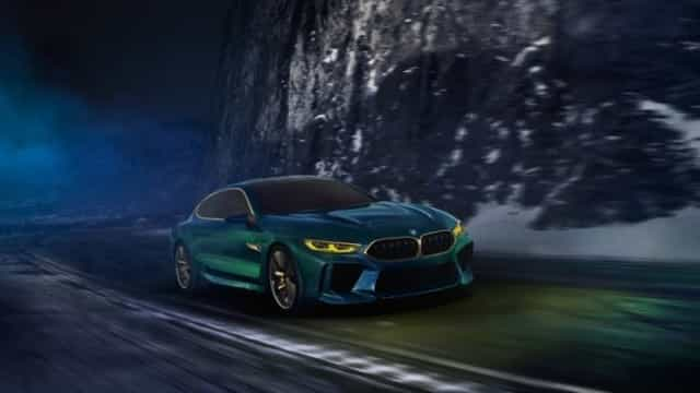 BMW M8 é o mais recente destaque no mundo dos automóveis