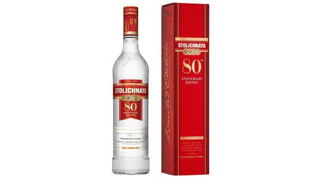 Os 80 anos da vodka russa celebram-se com edição especial (e festa!)