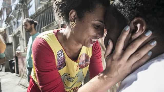 """Marielle """"morreu por ser preta, mulher e lésbica"""". Ouviu-se em Braga"""