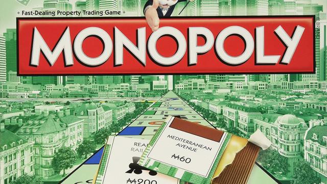 Jogue ao Monopólio e coma-o também… Sim leu bem
