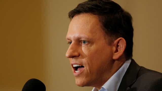 """Europa regula tecnológicas americanas """"por inveja"""", diz Peter Thiel"""