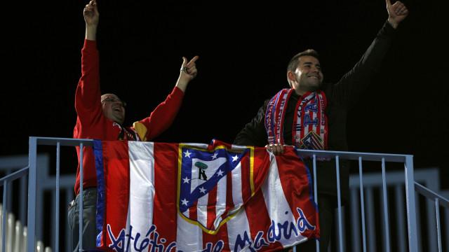"""Imprensa espanhola reagiu à """"sorte"""" do Atl. Madrid após sair o Sporting"""