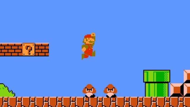 Árvores, Yakuza e Mario. Os três elementos na base do sucesso da Nintendo