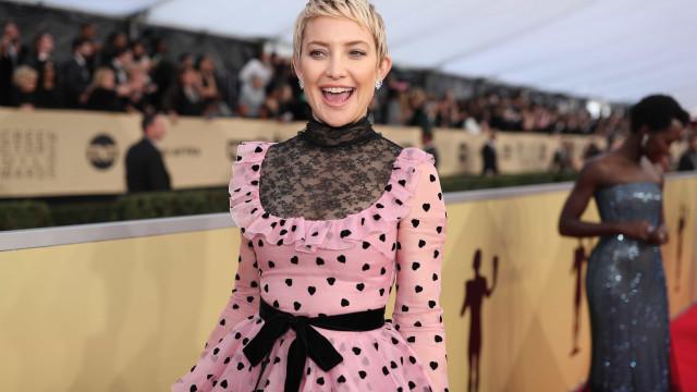Kate Hudson: Os destaques na passadeira vermelha