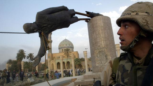 Parlamento condena agressão ao Iraque em 2003