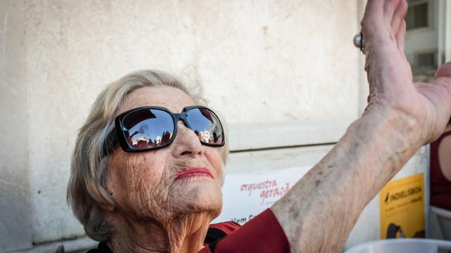 Aos 95 anos, irmã de Amália Rodrigues vai atuar no Tivoli
