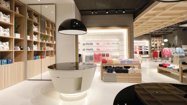 Benetton abre loja que vai muito além do tradicional