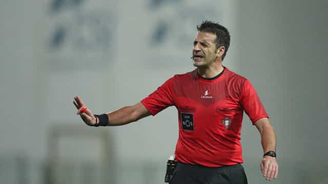 Já há árbitro para o jogo entre V. Setúbal e FC Porto
