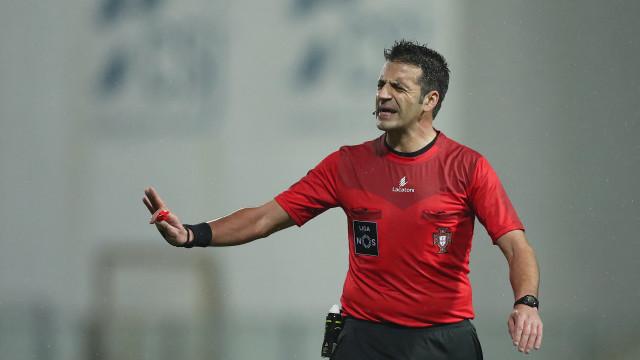 Manuel Oliveira apita dérbi entre FC Porto e Boavista