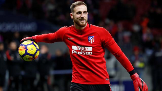 Jan Oblak pode deixar o Atlético Madrid já em janeiro