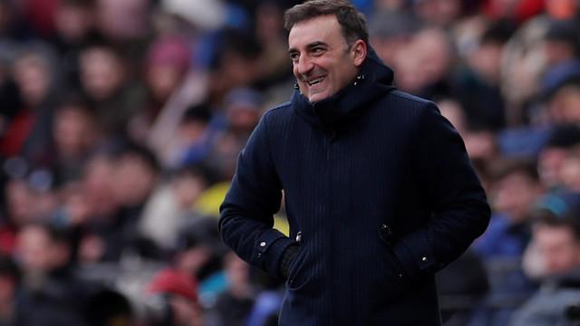 """""""Podem pensar que sou louco mas sonho ganhar a Premier League"""""""