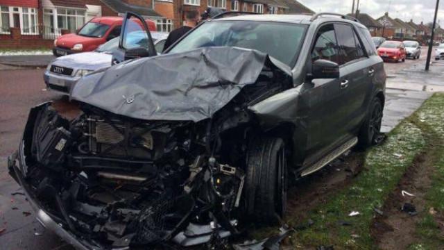 Ex-jogador do Man. United foi preso após acidente. Estava alcoolizado
