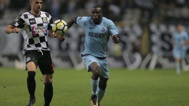 FC Porto-Boavista: Otávio regressa ao onze dos dragões