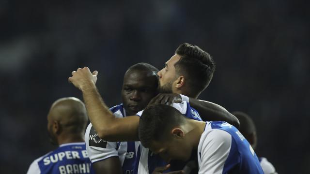 [3-0] FC Porto-Boavista: Sérgio Oliveira faz o terceiro de penálti