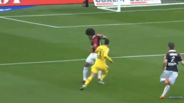 Não há Neymar, há Di María: Que golaço ao Nice