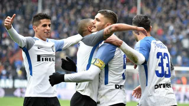Cancelo assiste, Icardi brilha e Inter 'arrasa' Sampdoria