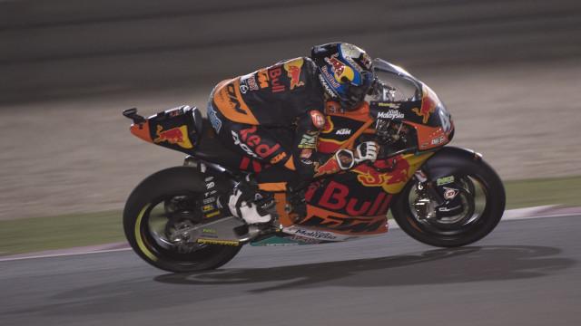 Miguel Oliveira termina em quinto lugar no Grande Prémio do Qatar