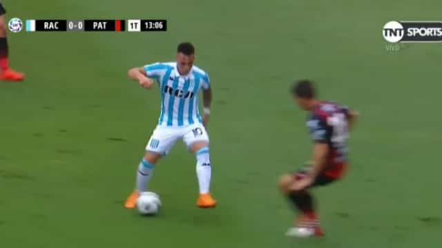 Argentino apontado ao Inter e Real mostra dotes de génio