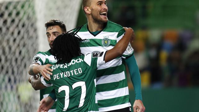 Gigante & Baixinho: A sociedade de sucesso no Sporting