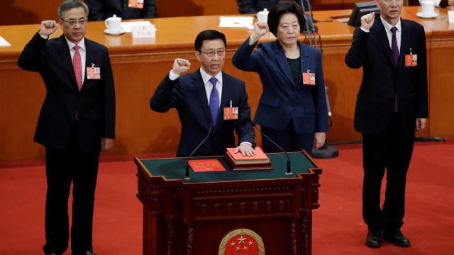 Nova ronda de negociações EUA/China arranca hoje em Washington