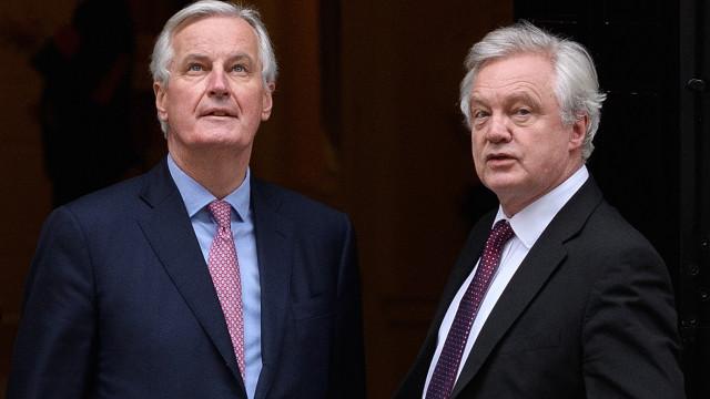 UE e Reino Unido acordaram termos do período de transição do Brexit