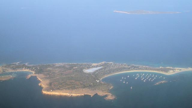 Esta ilha foi vendida por 18 milhões de euros