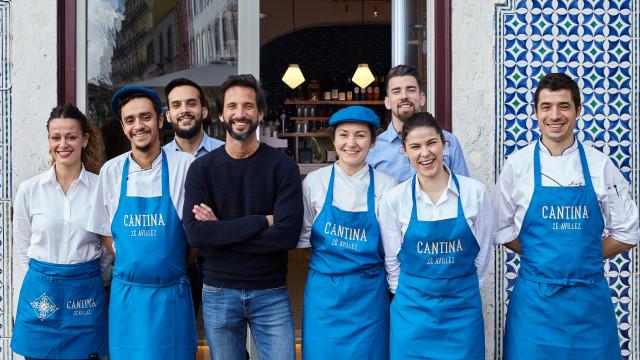 Cantina Zé Avillez abre portas na zona ribeirinha de Lisboa