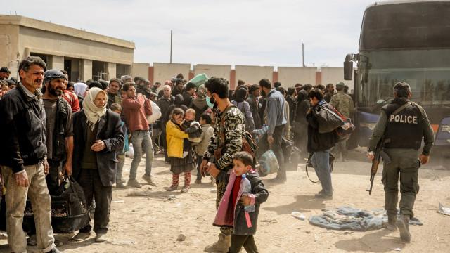 Pelo menos 20 civis mortos em 24 horas na região de Ghouta oriental