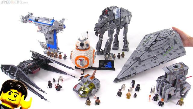 Primeira exposição da Lego 'Star Wars' chega a Portugal