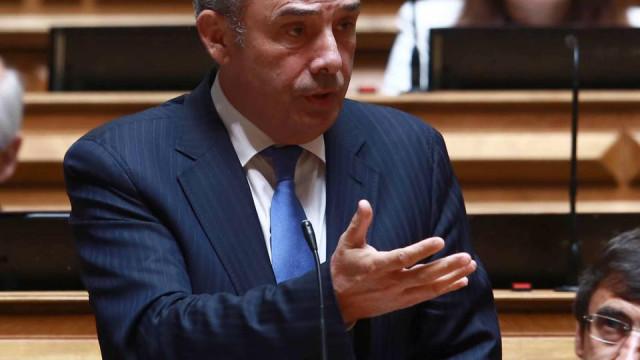 José Silvano é o novo secretário-geral do PSD